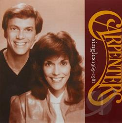 Carpenters - Singles 1969-1981 CD Cover Art