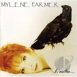 Farmer, Mylene - L'Autre... CD Cover Art