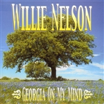 Nelson, Willie - Georgia On My Mind CD Cover Art