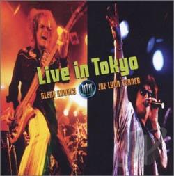 Hughes, Glenn / Hughes-Turner Project / Turner, Joe Lynn - Live in Tokyo CD Cover Art