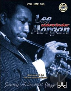 Aebersold, Jamey - Lee Morgan: Sidewinder CD Cover Art