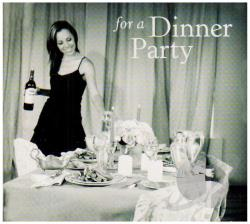 For A Dinner Party CD Cover Art