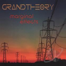 Grandtheory - Marginal Effects CD Cover Art