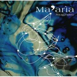 Ma'Aria - Sugnari CD Cover Art