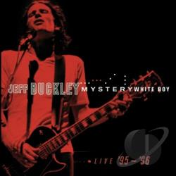 Buckley, Jeff - Mystery White Boy CD Cover Art