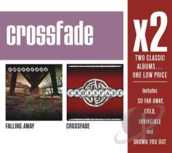 Crossfade - Falling Away/Crossfade CD Cover Art