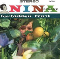 Simone, Nina - Forbidden Fruit LP Cover Art