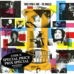 Siouxsie & The Banshees - Twice Upon A Time - The Singles CD Cover Art