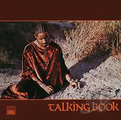 Wonder, Stevie - Talking Book CD Cover Art