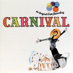 Original Broadway Cast - Carnival CD Cover Art