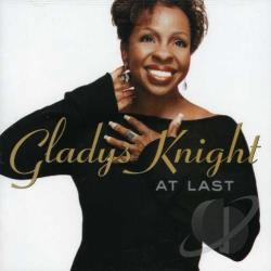Knight, Gladys - At Last CD Cover Art
