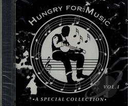 Hungry For Music: A Special Collection CD Cover Art
