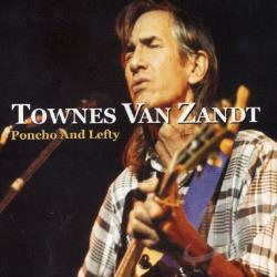 Van Zandt, Townes - Poncho & Lefty CD Cover Art