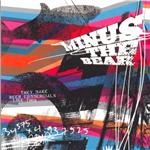 Minus The Bear - They Make Beer Commercial Like This CD Cover Art
