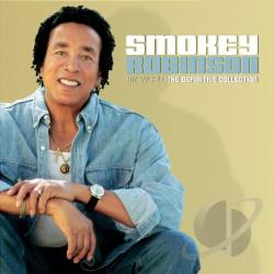 Robinson, Smokey - My World: The Definitive Collection CD Cover Art