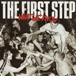 First Step - What We Know CD Cover Art