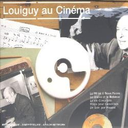 Louiguy, Louis / Original Soundtrack - Le Cinema de Louiguy CD Cover Art