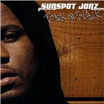 Jonz, Sunspot - Back In Black CD Cover Art