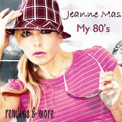 Mas, Jeanne - My 80's CD Cover Art