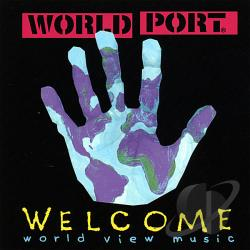 World Port - Welcome CD Cover Art