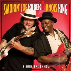 Kubek, Smokin' Joe - Blood Brothers CD Cover Art
