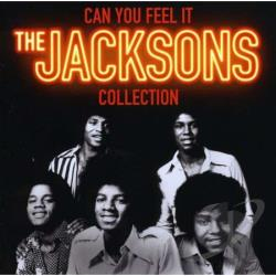 Jackson 5 / Jacksons - Can You Feel It: The Jacksons Collection CD Cover Art