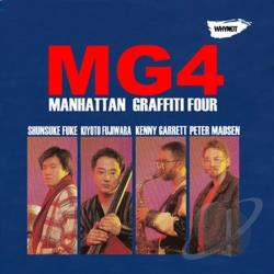 Manhattan Graffiti Four CD Cover Art