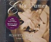 James, Etta - Mystery Lady: Songs Of Billie Holiday CD Cover Art