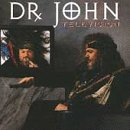 Dr. John - Television CD Cover Art