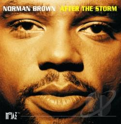 Brown, Norman - After the Storm CD Cover Art