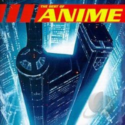 Best Of Anime-Soundtrack Album - Best Of Anime CD Cover Art