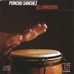 Sanchez, Poncho - El Conguero CD Cover Art