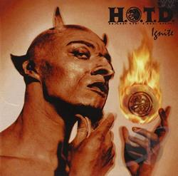 Hair Of The Dog - Ignite CD Cover Art