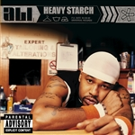 Ali - Heavy Starch CD Cover Art