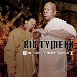 Big Tymers - Big Money Heavy Weights CD Cover Art