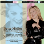 Midler, Bette - Sings The Rosemary Clooney Songbook CD Cover Art