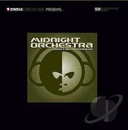 Midnight Orchestra - Digital Saviour CD Cover Art