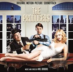 Brooks, Mel - Producers CD Cover Art