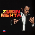 Mehta, Zubin - Zubin Mehta: A Seventieth Birthday Tribute CD Cover Art