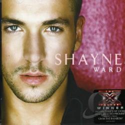 Ward, Shayne - Shayne Ward CD Cover Art