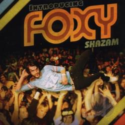 Foxy Shazam - Introducing Foxy Shazam CD Cover Art