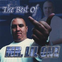 Mr. Lil' One - Mr. Lil One's Greatest Hits, Vol. 2: Street Classics CD Cover Art