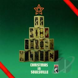 Christmas in Soulsville CD Cover Art