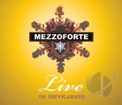 Mezzoforte - Live In Reykjavik CD Cover Art