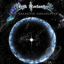 Norlander, Erik - Galactic Collective CD Cover Art