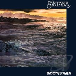 Santana - Moonflower LP Cover Art
