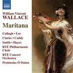 Caddy / O'Duinn / Rte Concert Orch / Wallace - Wallace: Maritana CD Cover Art