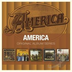 America - Original Album Series CD Cover Art