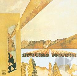 Wonder, Stevie - Innervisions CD Cover Art