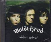 Motorhead - Overnight Sensation CD Cover Art